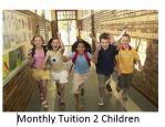 Tuition Fee Monthly 2 Children