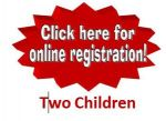 Registration Fee 2 Children