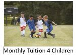 Tuition Fee Monthly 4 Children