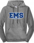 Embroidered EMS Hoodie XS/XL