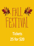 F1: Fall Festival Tickets