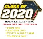 2020 CLASS PACKAGE