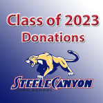 DONATIONS CLASS OF 2023