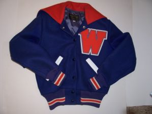 letterman jacket girls